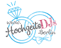 Hochzeits DJs Berlin Logo